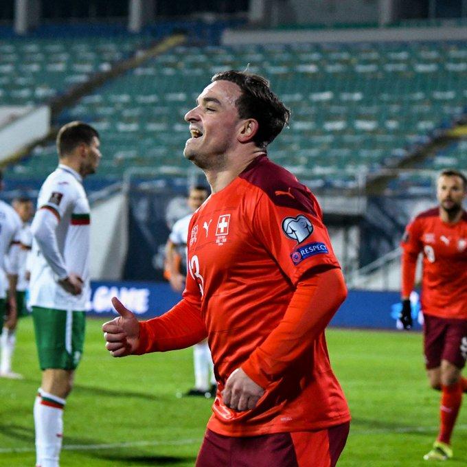بلغاريا ضد سويسرا (2)