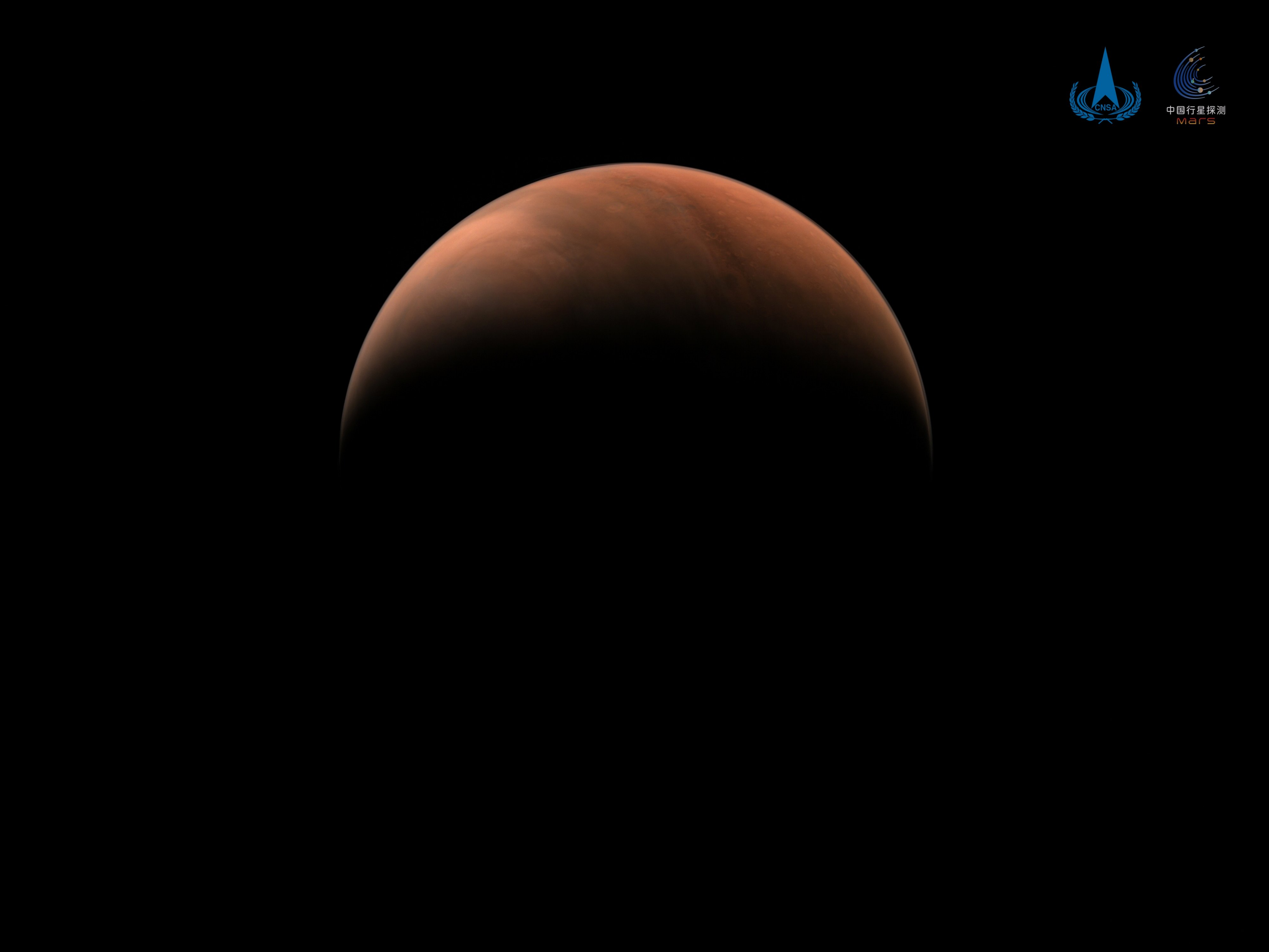 Mars from the shadows