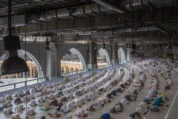صلاة الجمعة من المسجد الحرام