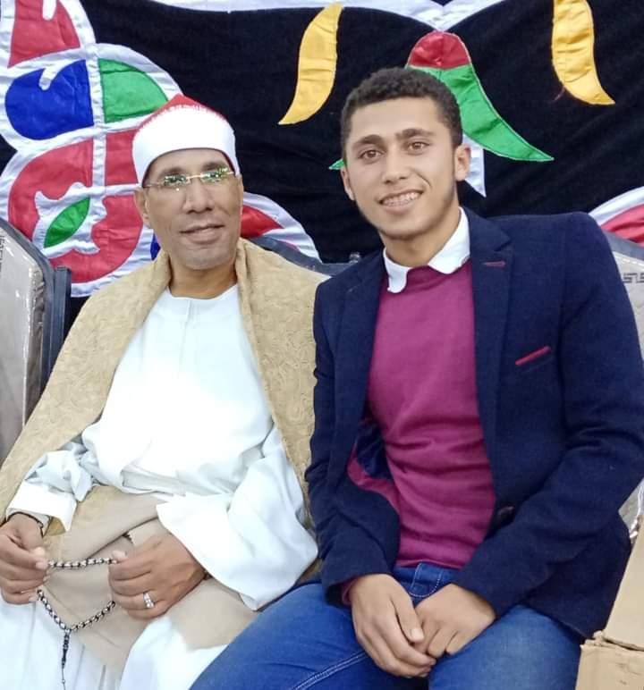 مع الشيخ الطاروطى