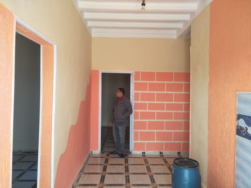 تطوير وانشاء مساكن جديدة في قرى حياة كريمة بمطروح_1