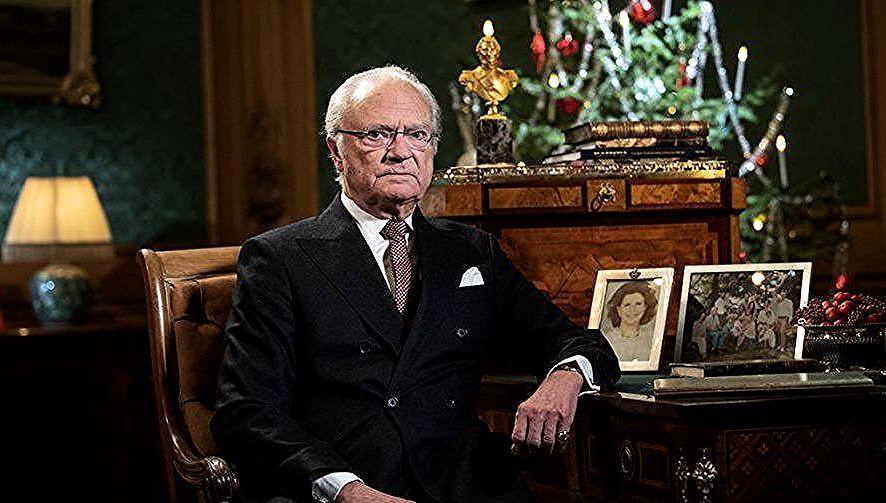 كارل السادس عشر ملك السويد