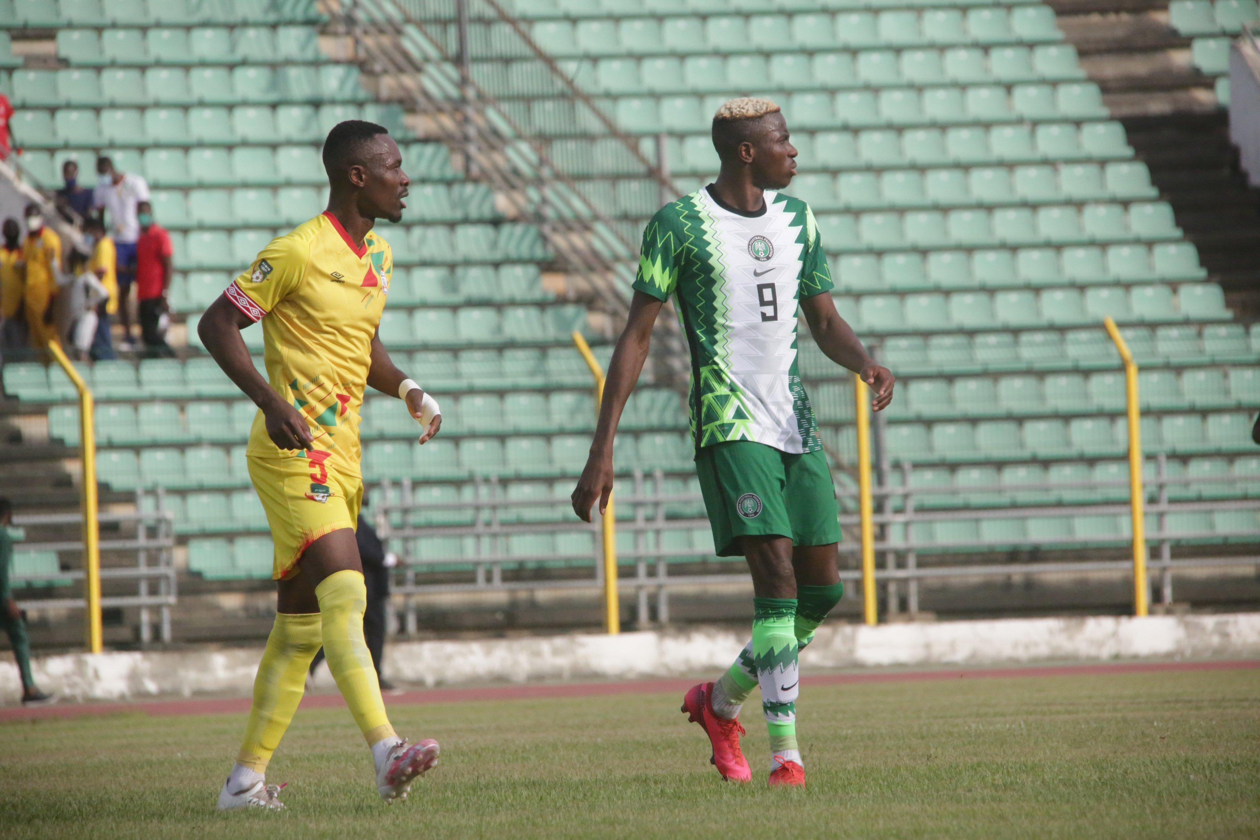 بنين ضد نيجيريا (3)