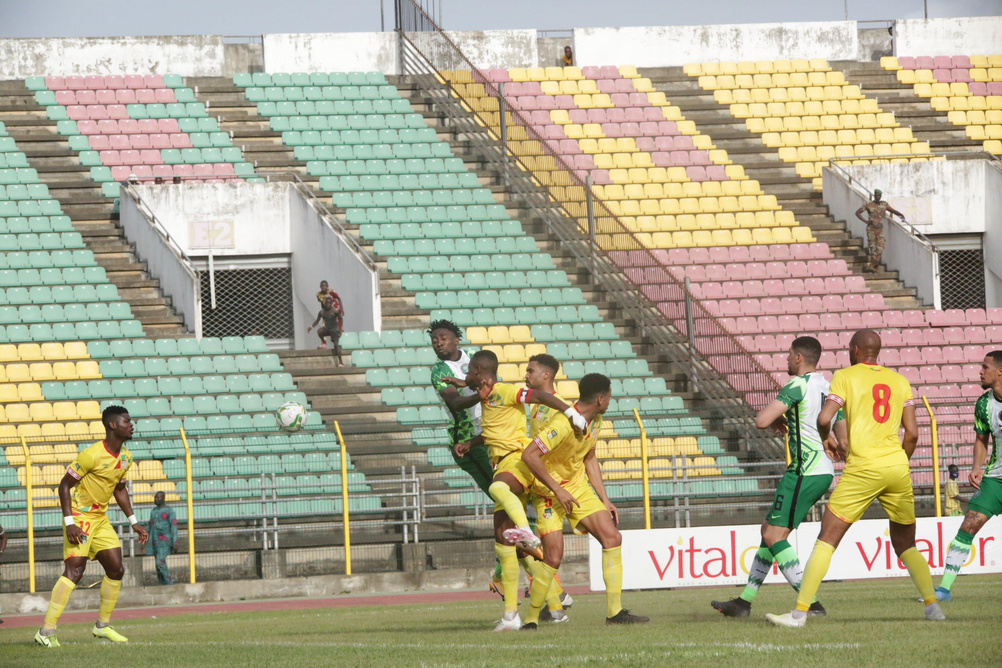 بنين ضد نيجيريا (1)