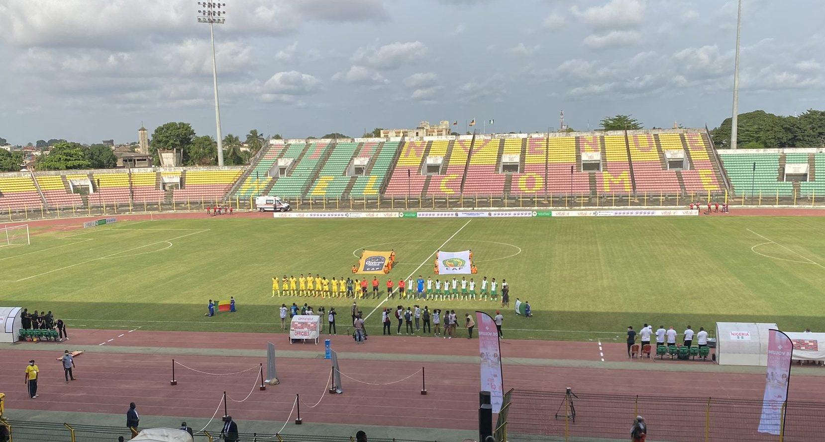 بنين ضد نيجيريا (2)