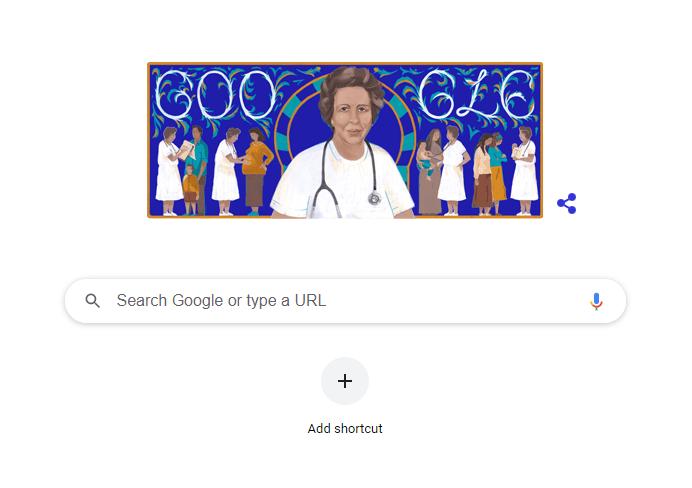 جوجل يحتفل بالطبيبة توحيدة بن الشيخ