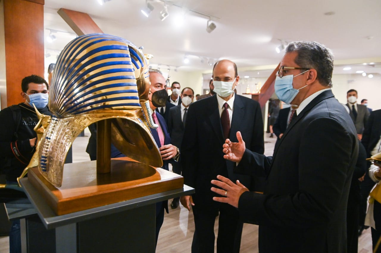 المصنع تم افتتاحه بمدينة العبور
