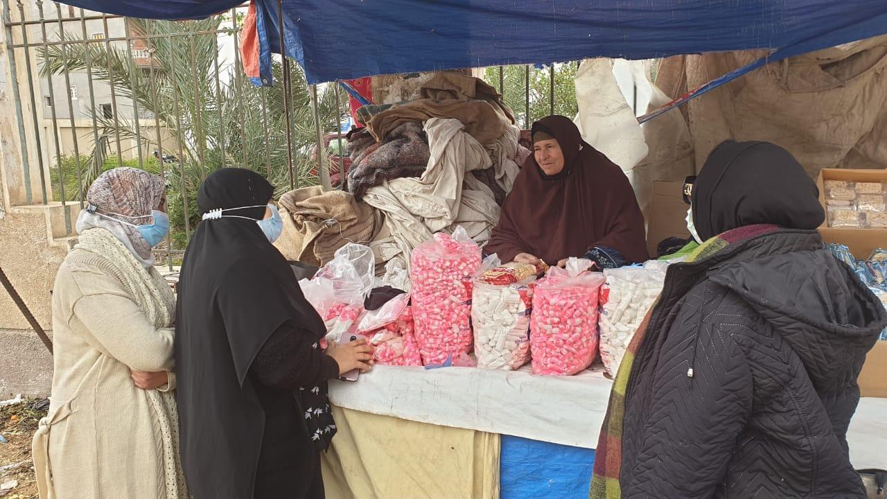 حملات للتوعية بخطورة الختان بالقرى والاسواق بكفر الشيخ