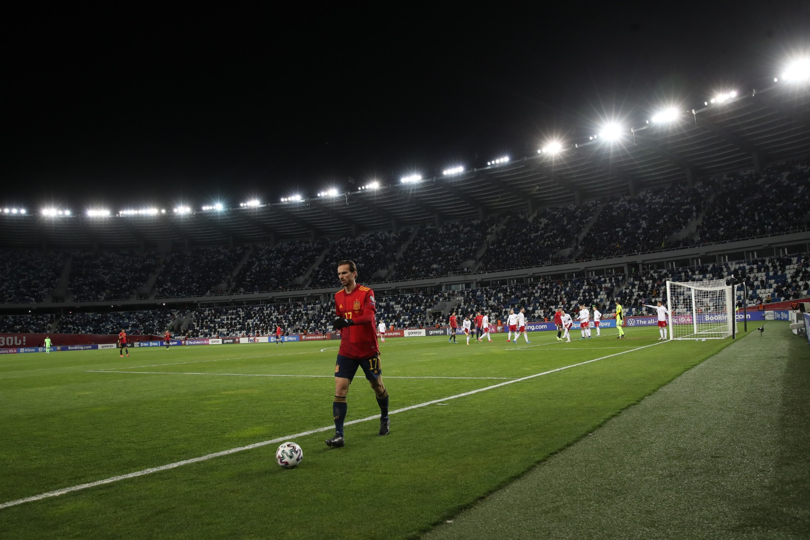 جورجيا ضد إسبانيا (2)