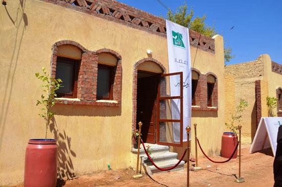 إفتتاح-مشروع-إعادة-إعمار-41-منزل-بتكلفة-10-مليون-جنية