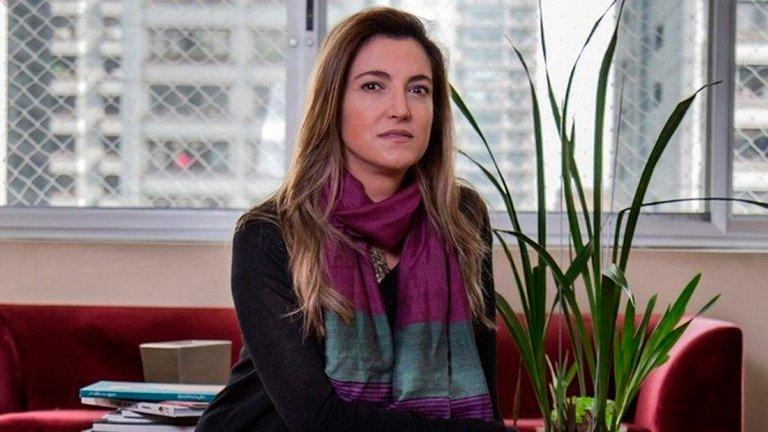 الصحفية باتريشيا