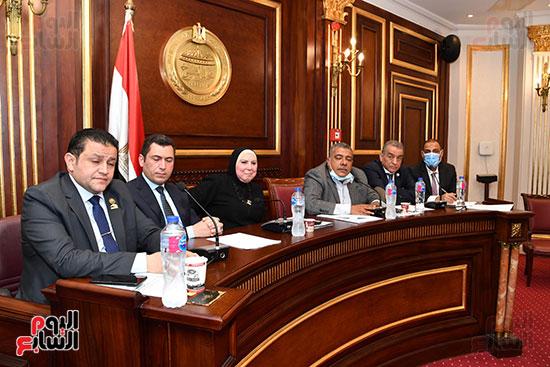 اجتماع لجنة الصناعة (13)
