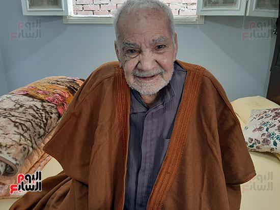 محمد عبد الفتاح إبراهيم 90 عاما (6)