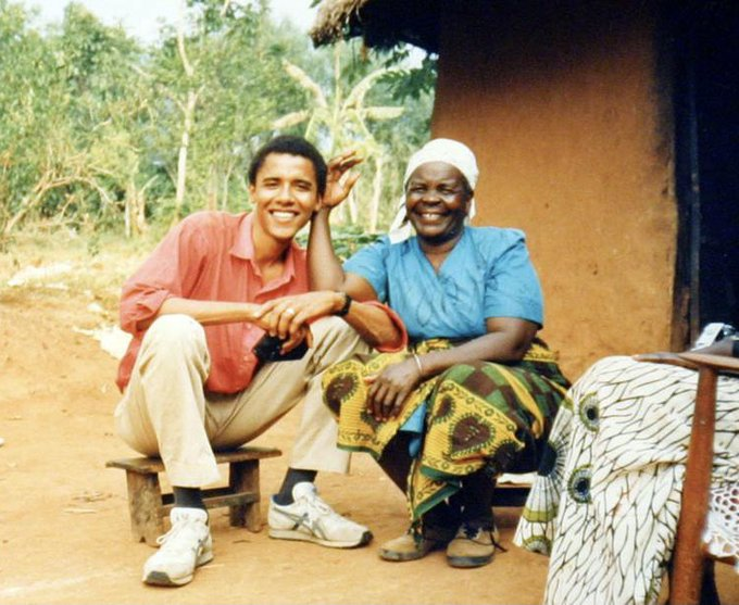 اوباما وجدته