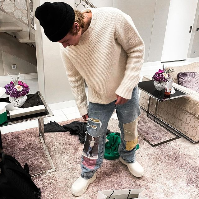 Photo by Justin Bieber on March