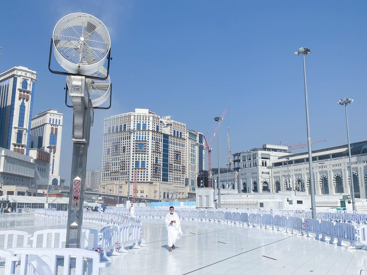 كهرباء المسجد الحرام