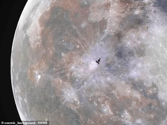 محطة الفضاء