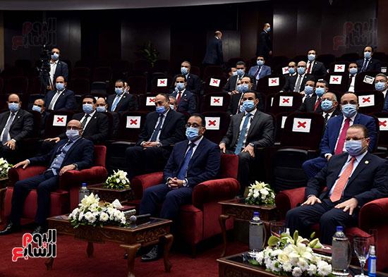 رئيس الوزراء يزور مقر النائب العام لمتابعة جهود التحول الرقمى (17)