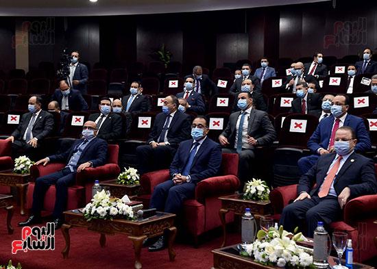 رئيس الوزراء يزور مقر النائب العام لمتابعة جهود التحول الرقمى (15)