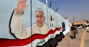 استعدادات العراق لاستقبال بابا الفاتيكان