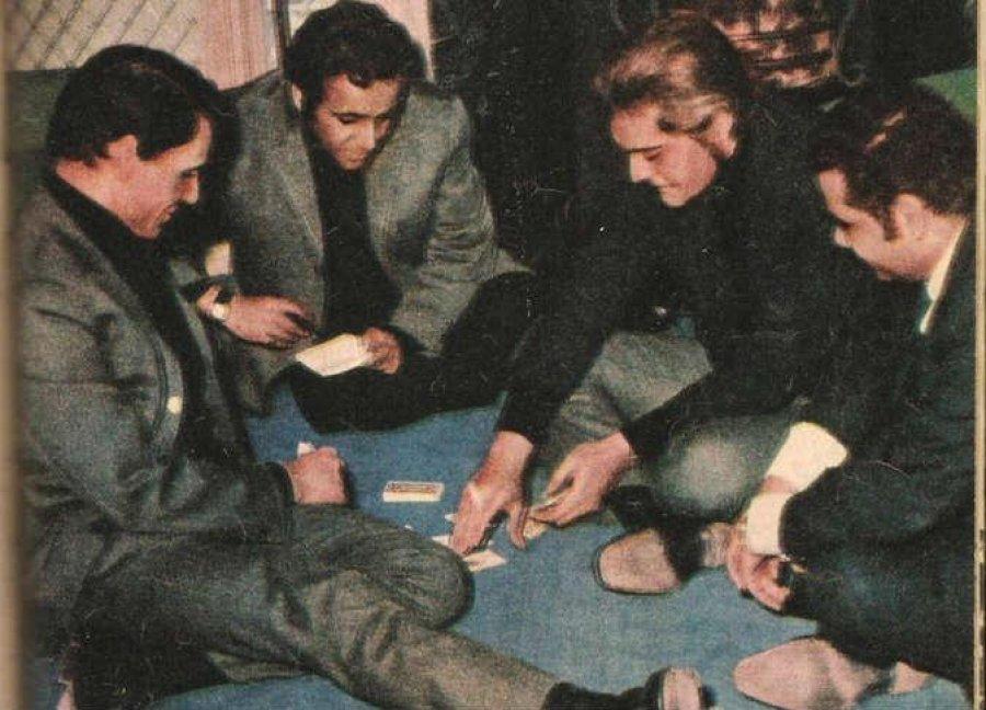 عبد الحليم حافظ وعمر الشريف