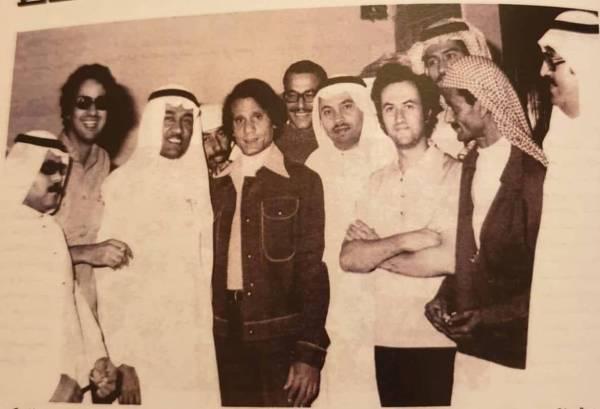 عبد الحليم حافظ فى السعودية