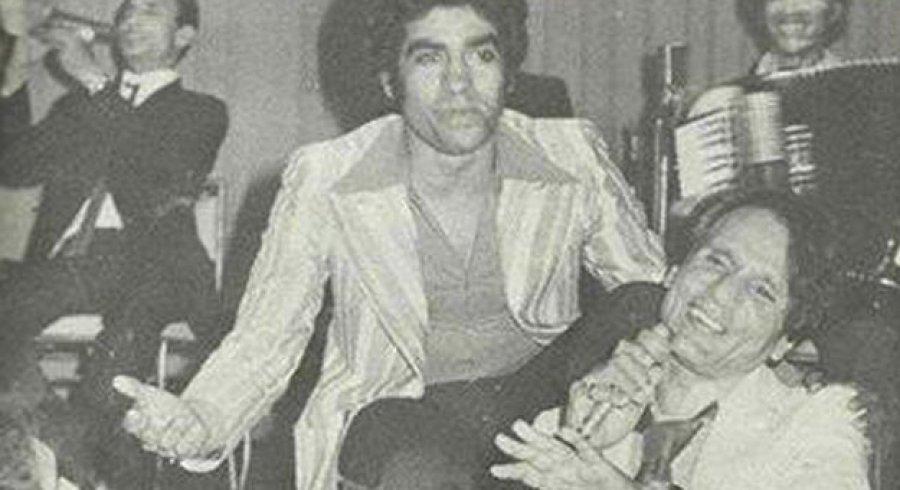 عبد الحليم حافظ واحمد عدوية