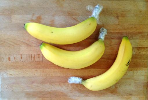 تخزين الموز