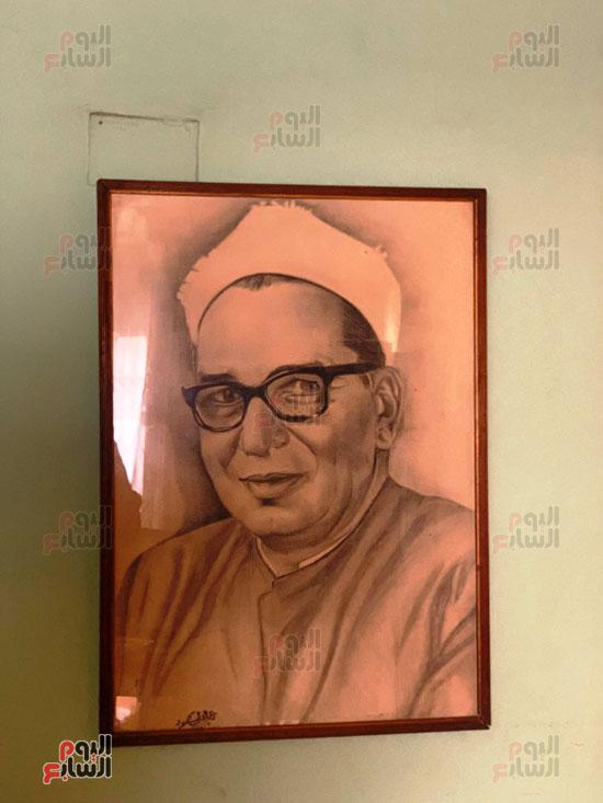 صورة الشيخ الباقوري