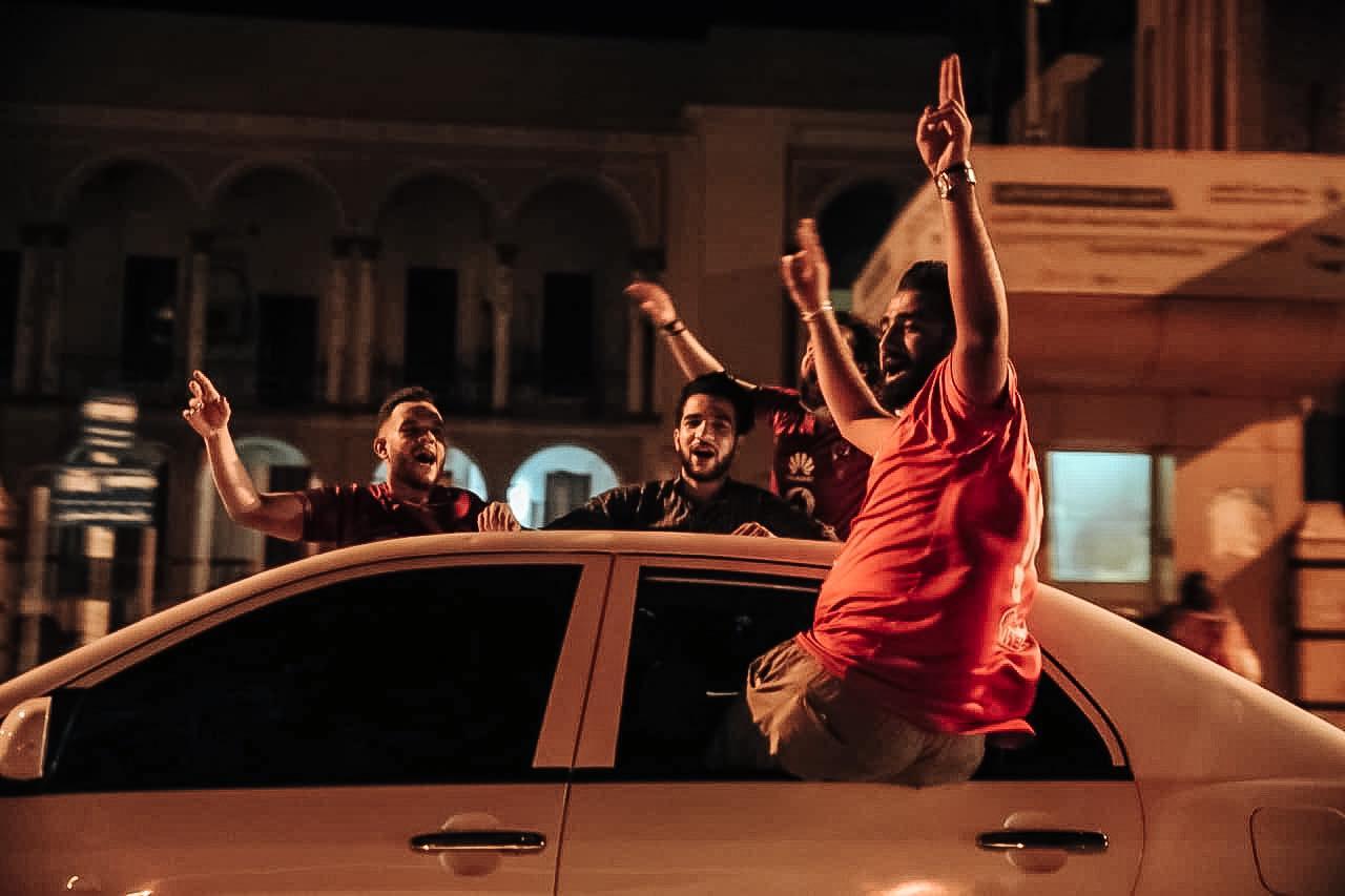 جمهور الاهلى فى السودان (1)