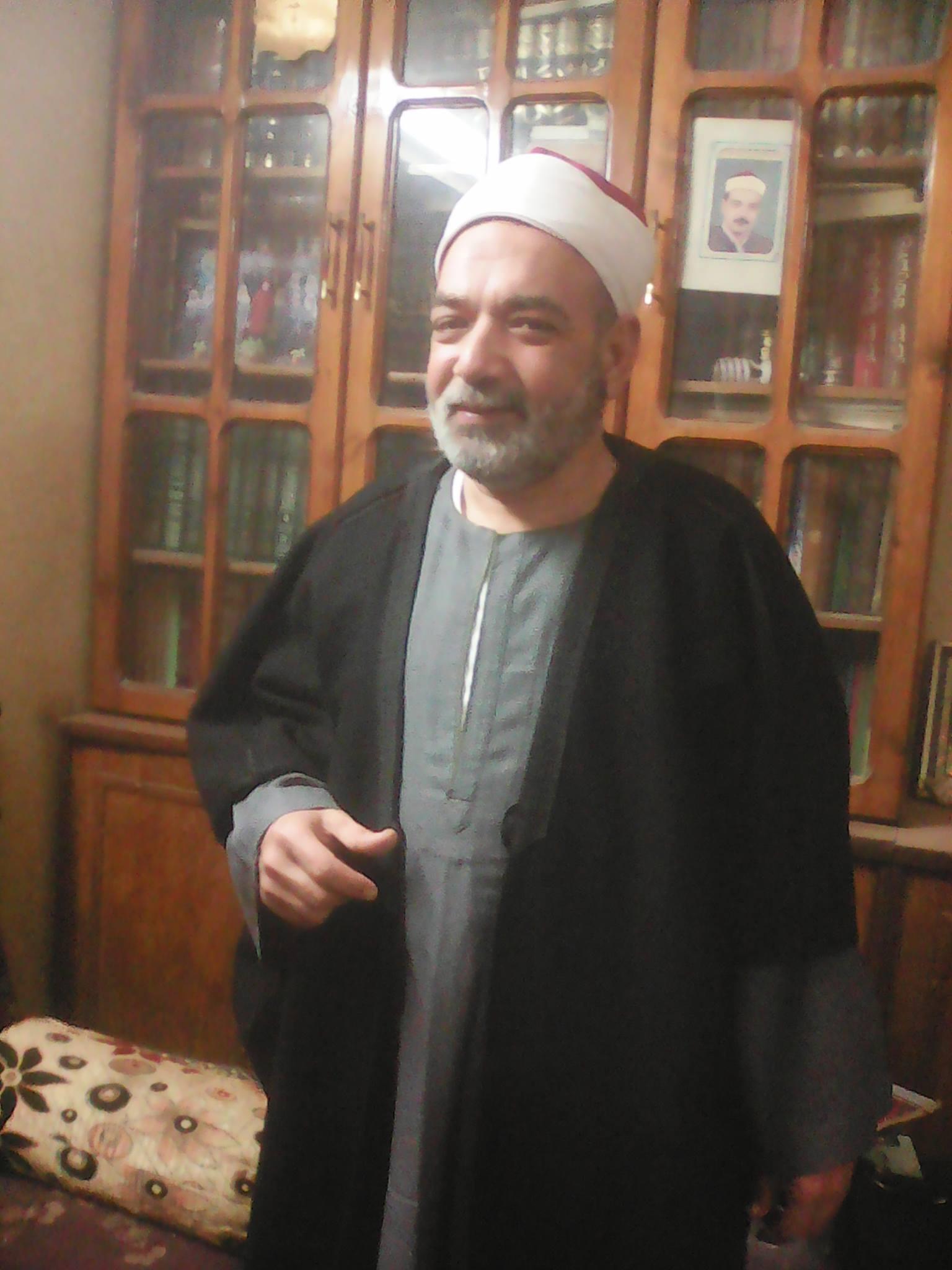 الشيخ أشرف الغامرى ابن القليوبية