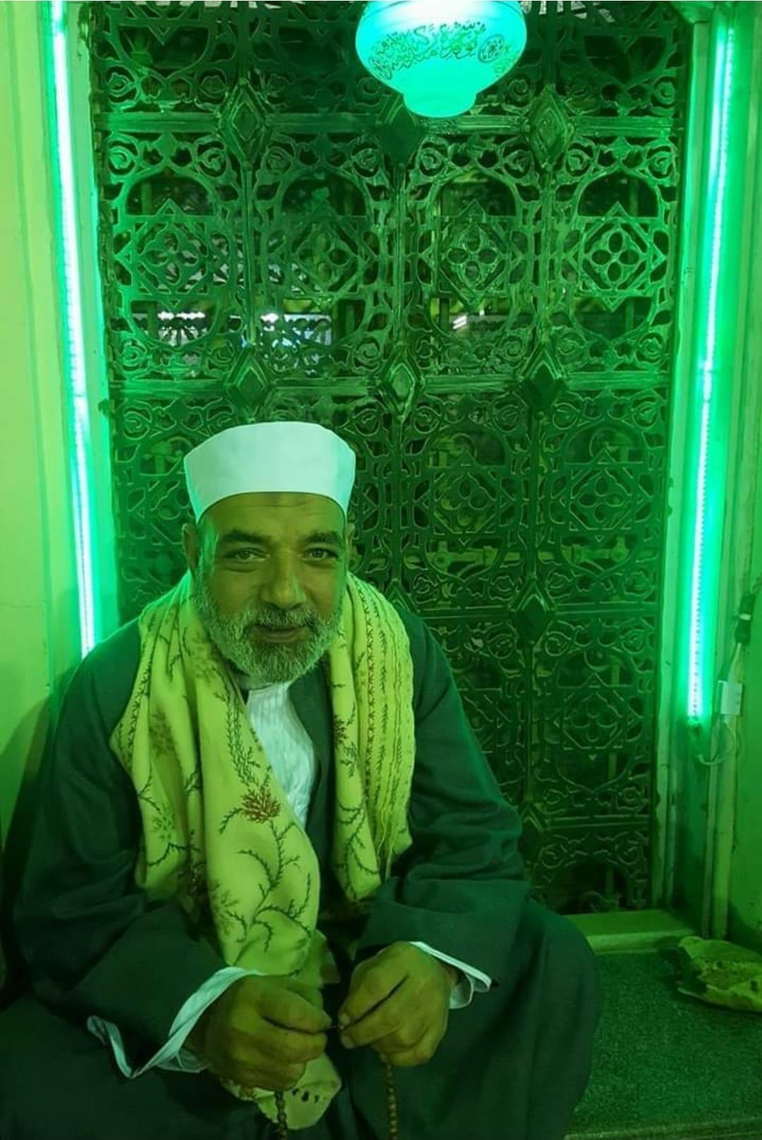 الشيخ أشرف الغامرى