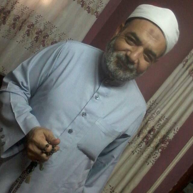 الراحل الشيخ أشرف الغامرى