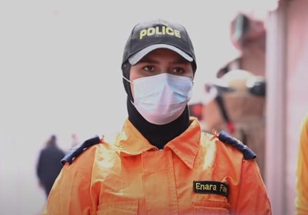 معاون شرطة انارة فوزي