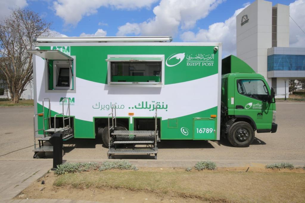 سيارات بريد بأعلى وسائل التأمين لخدمة المواطنين بمحافظة شمال سيناء