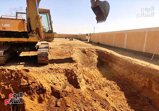 مشروعات-البنية-التحتية