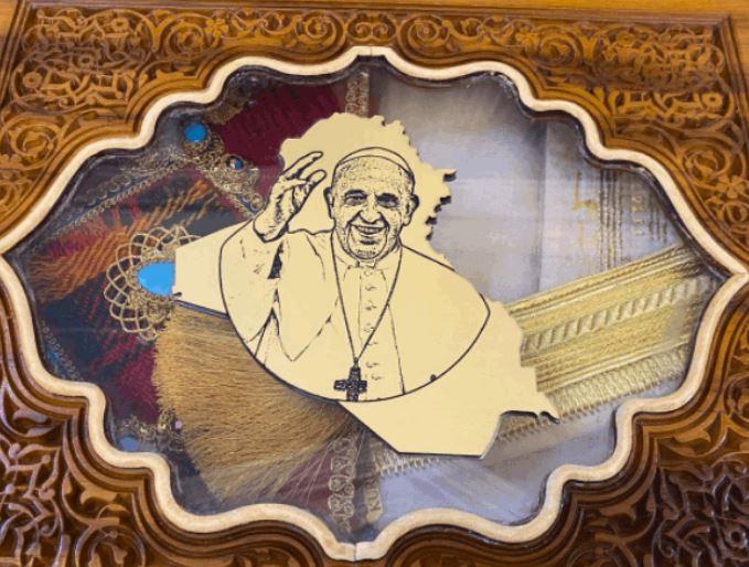 هدايا لبابا الفاتيكان