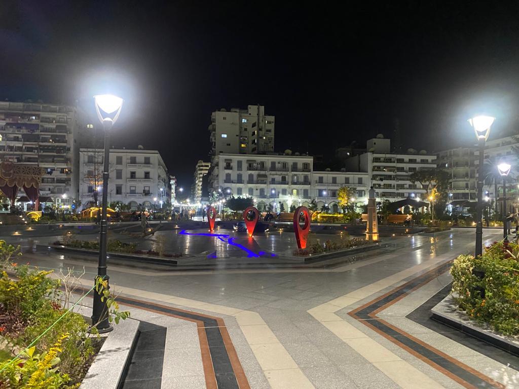 حديقة فريال ببورسعيد
