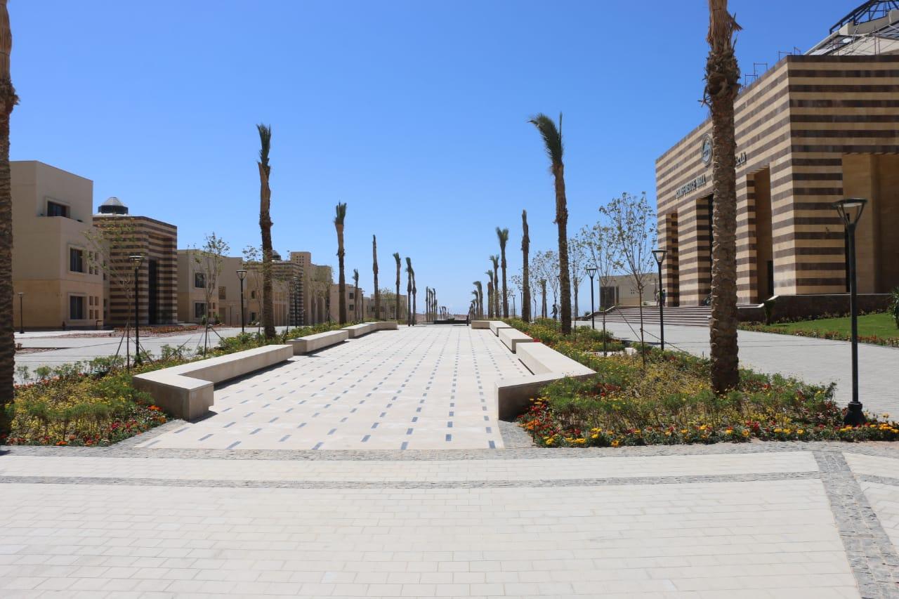 جامعة الملك سلمان بالطور