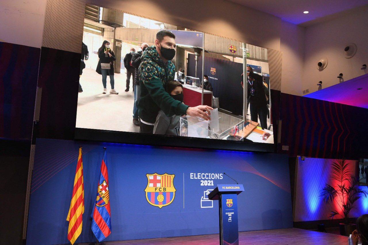 انتخابات برشلونة (3)
