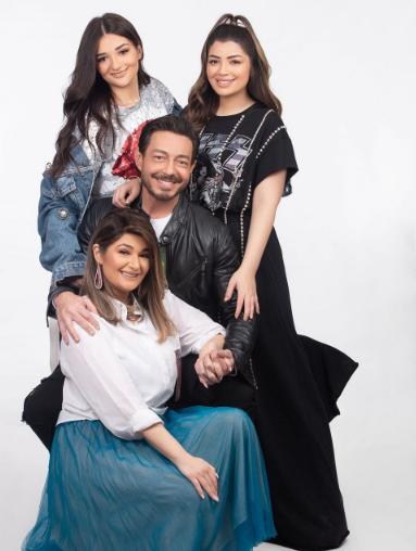 عائلة احمد زاهر