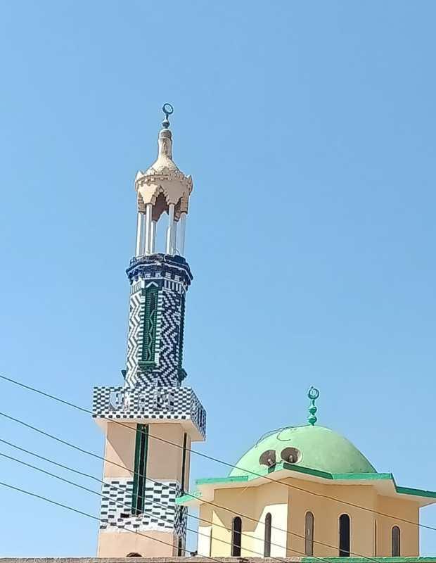 أحد المساجد المقرر افتتاحها الجمعة المقبل