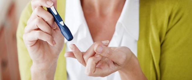 مرض السكري النساء
