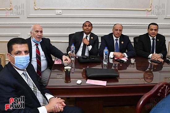 لجنة الشئون المالية والاقتصادية بمجلس الشيوخ (3)