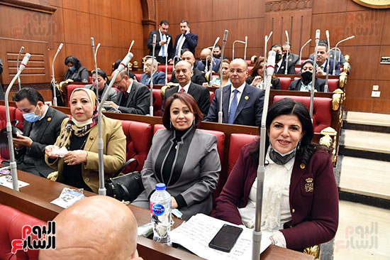 المرأة بمجلس الشيوخ