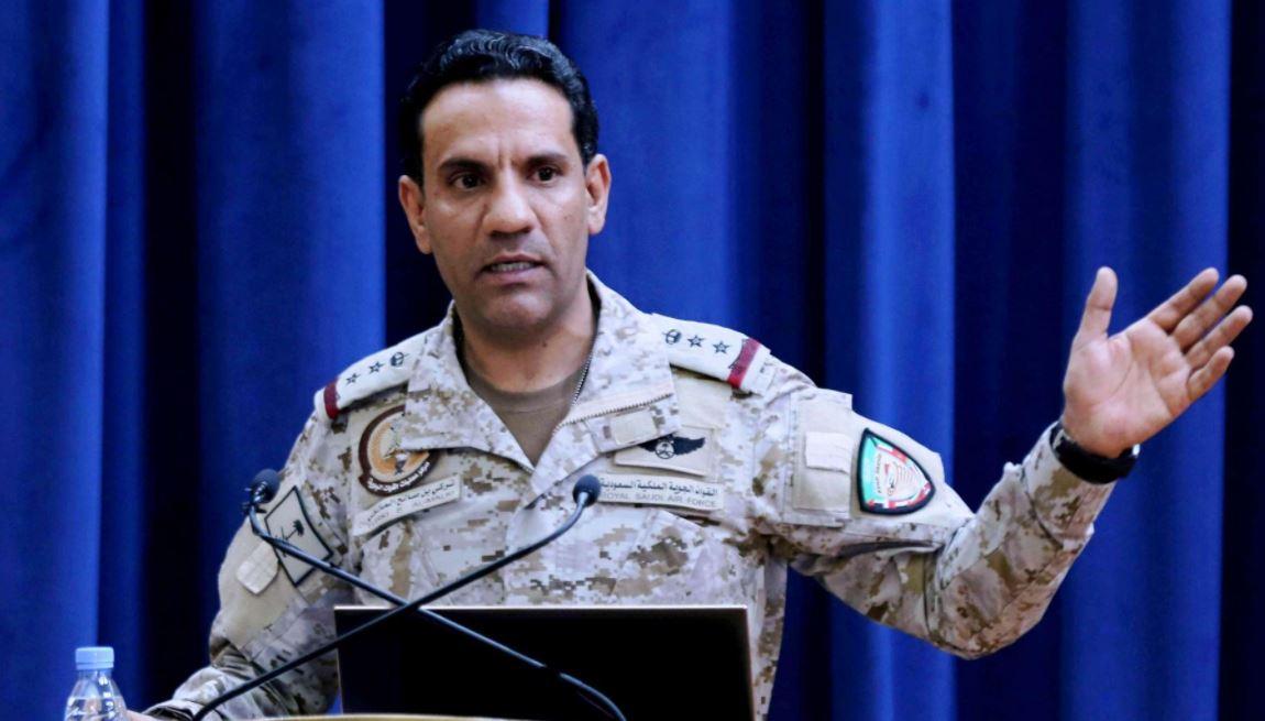 تركي المالكي المتحدث باسم وزارة الدفاع السعودية