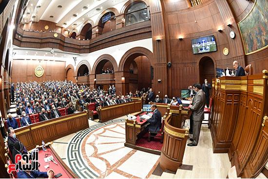 قاعة الجلسة العامة بالشيوخ