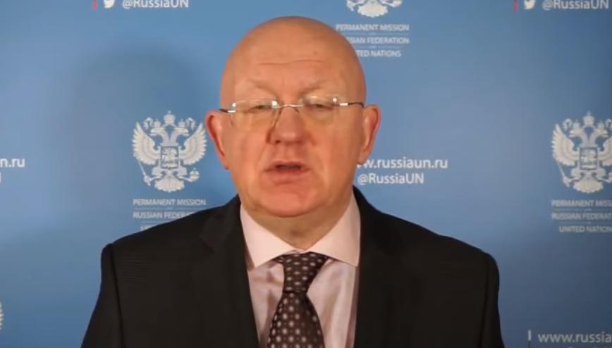 ممثل روسيا فى الامم المتحدة