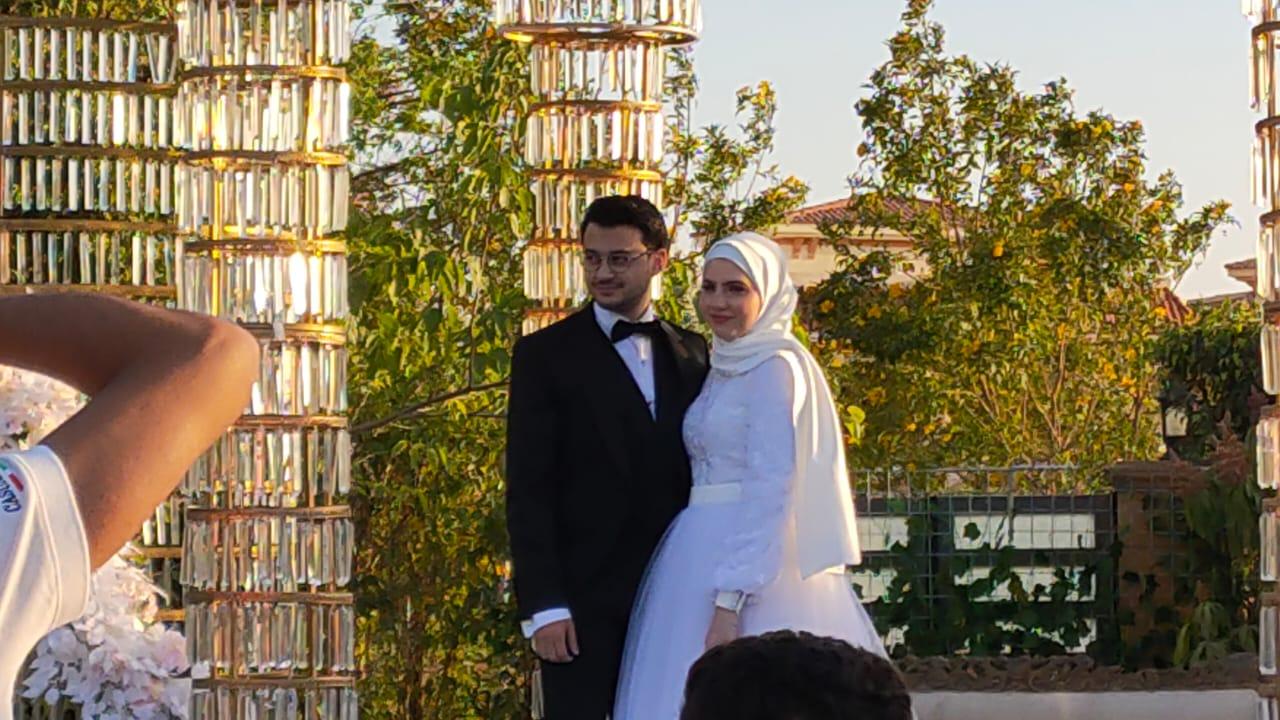 حفل زفاف المنشد مصطفى عاطف 11 (1)