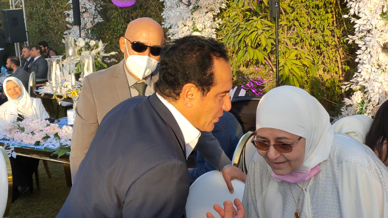 حفل زفاف المنشد مصطفي عاطف (4)